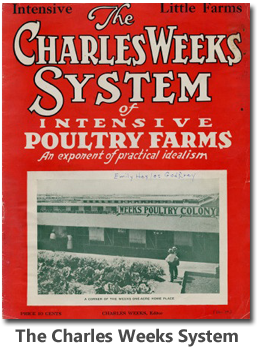 The Charles Weeks Poultry System