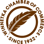Winnetka Chamber of Commerce logo dark