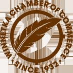 Winnetka Chamber of Commerce logo dark